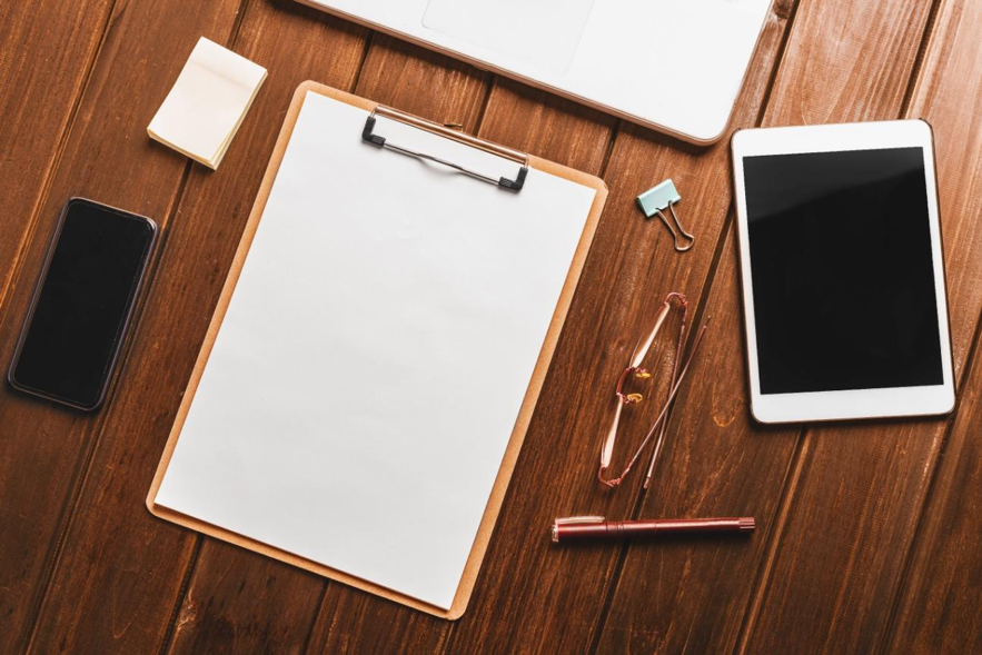 Determine prazos através de uma checklist