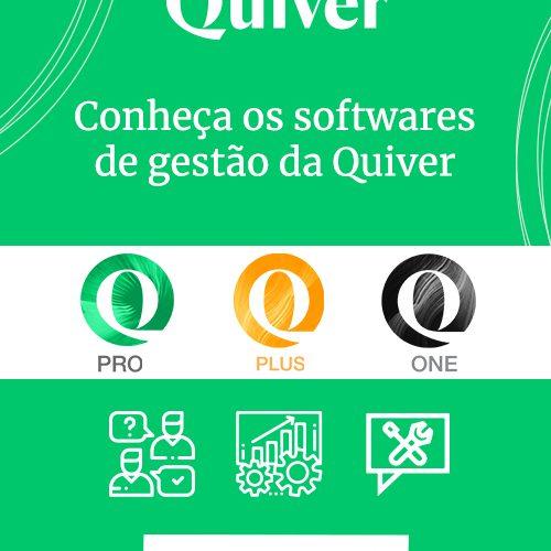 [INFOGRÁFICO] Conheça os softwares de gestão da Quiver