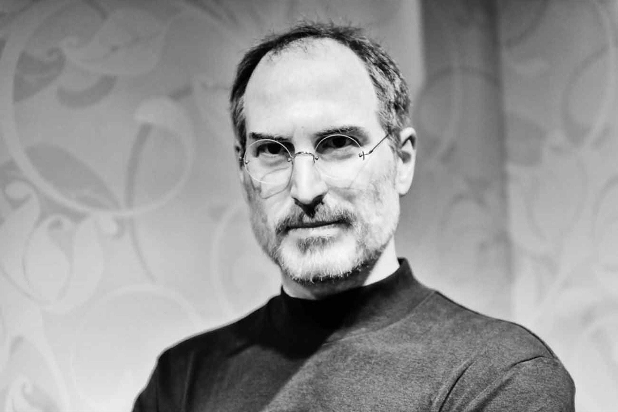 Steve Jobs foi um dos grandes adeptos do design thinking.