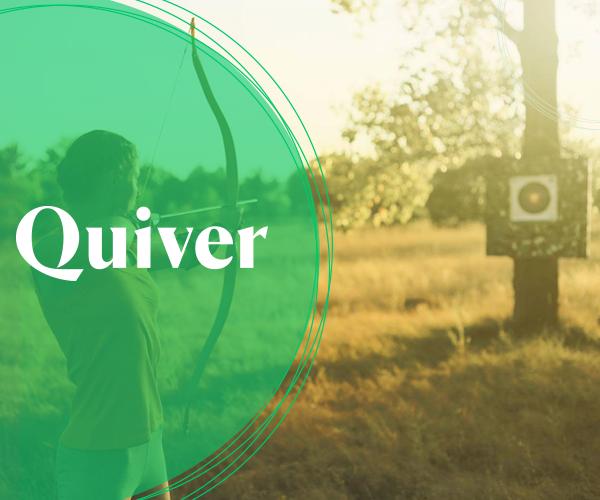 """O que significa """"Quiver"""" e o que isso tem a ver com a sua corretora de seguros?"""