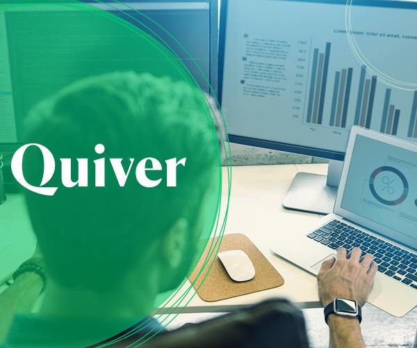 Como a Quiver transforma o setor de vendas da sua corretora de seguros