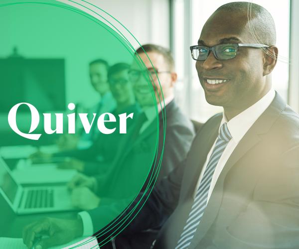 O que a diretoria de uma corretora de seguros pode esperar das soluções Quiver?