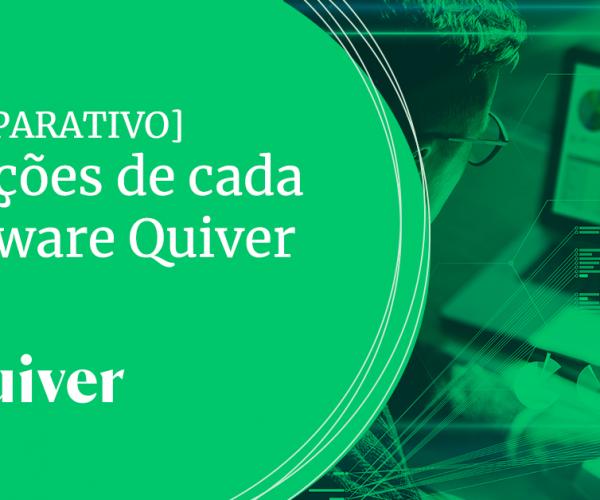 [COMPARATIVO] Funções de cada software Quiver
