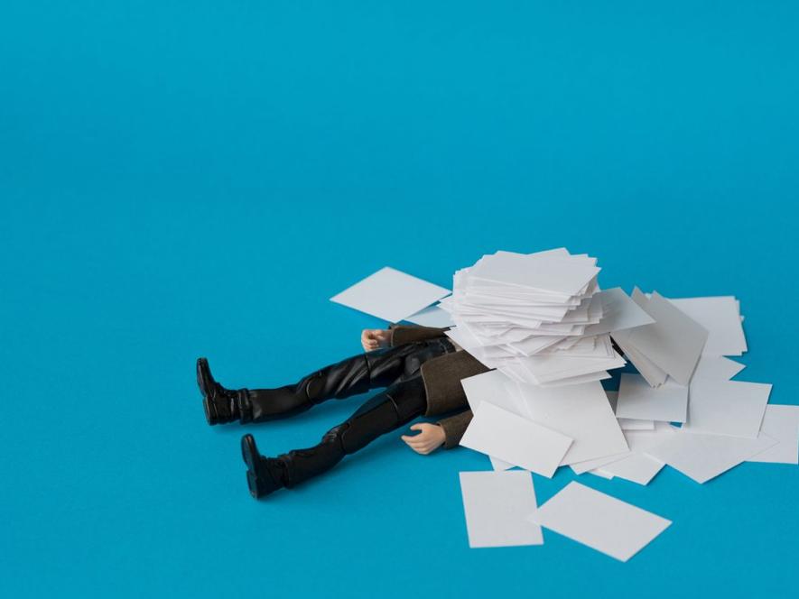 Livre-se da papelada com a gestão eletrônica de documentos.