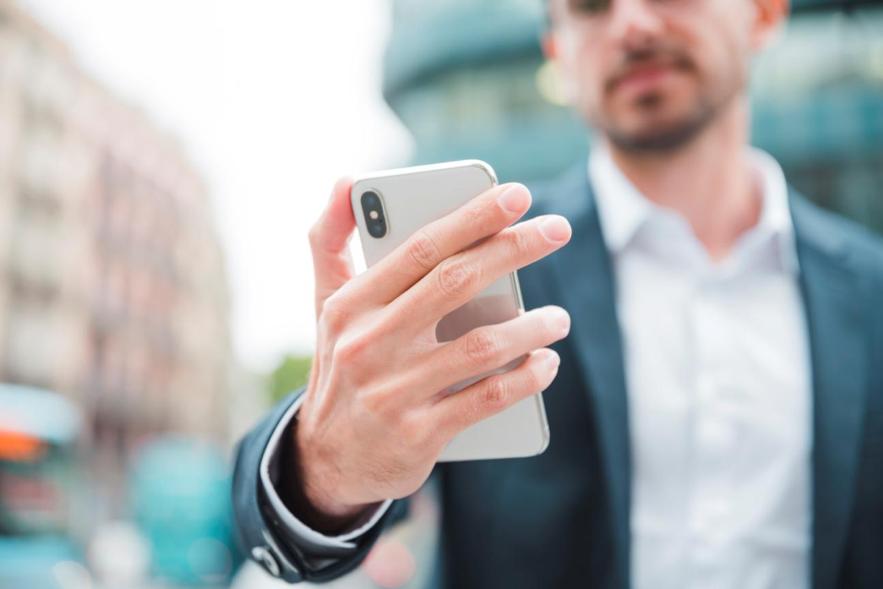 Assinatura Eletrônica permite que o segurado assine uma proposta diretamente do smartphone.