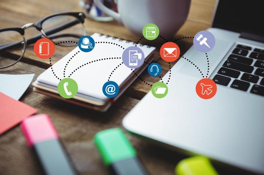 A tecnologia em nuvem permite acesso aos documentos da corretora a qualquer hora, em qualquer lugar e com completa segurança.