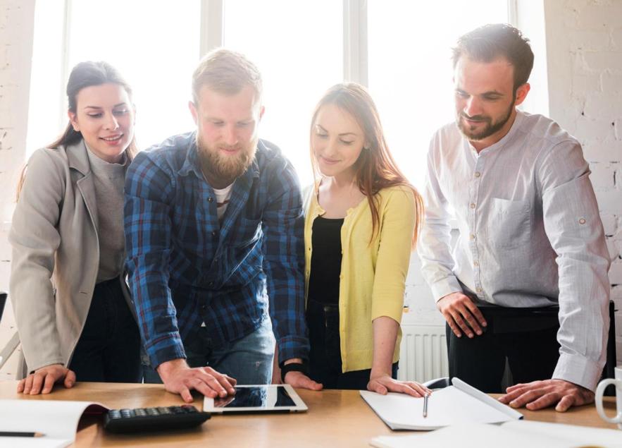 Permita que o setor de vendas tenha ferramentas à disposição para automatizar o trabalho e melhorar o atendimento ao cliente