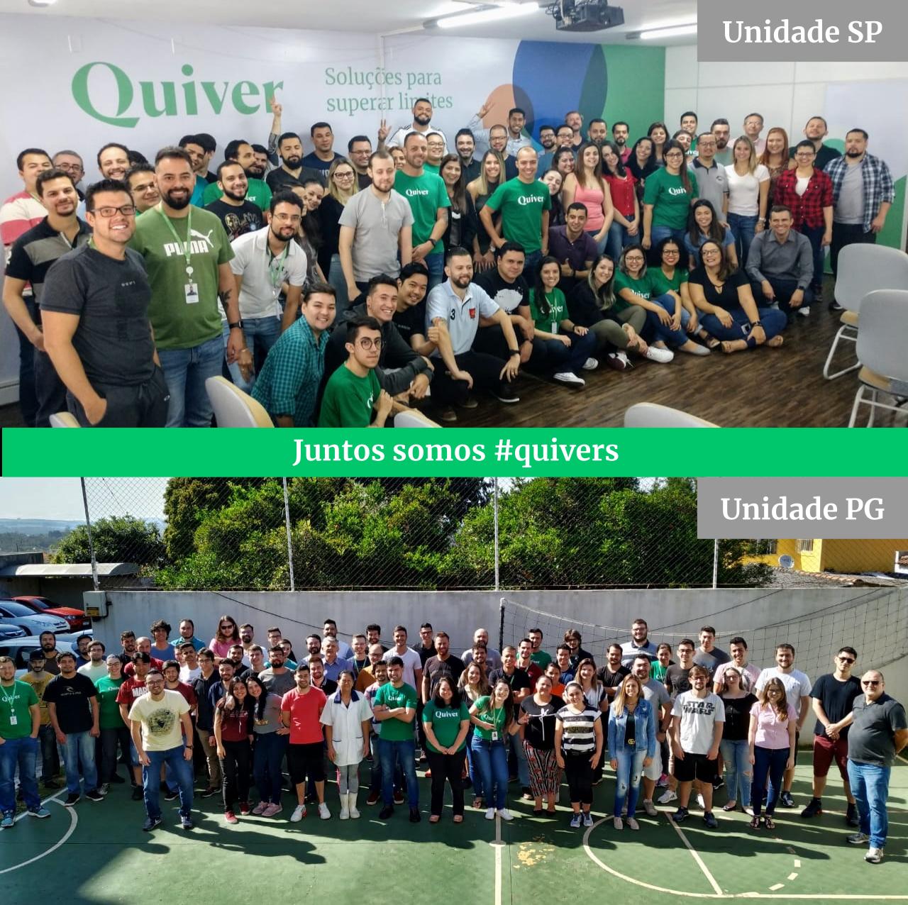 Juntos somos #quivers!