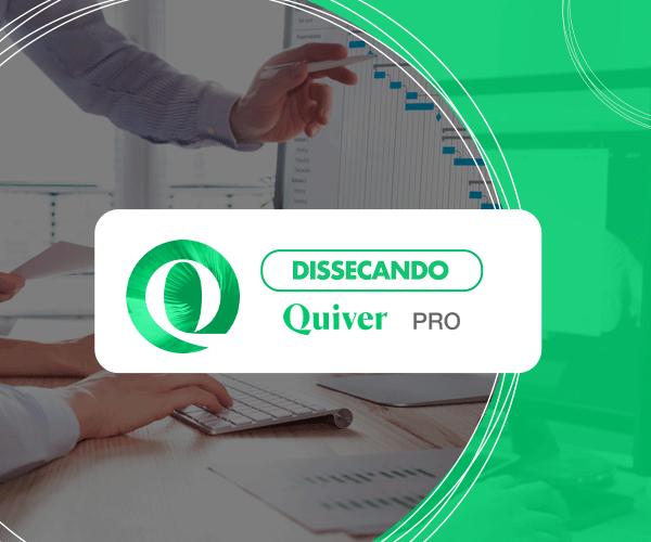 Dissecando o Quiver PRO: Controle de tarefas