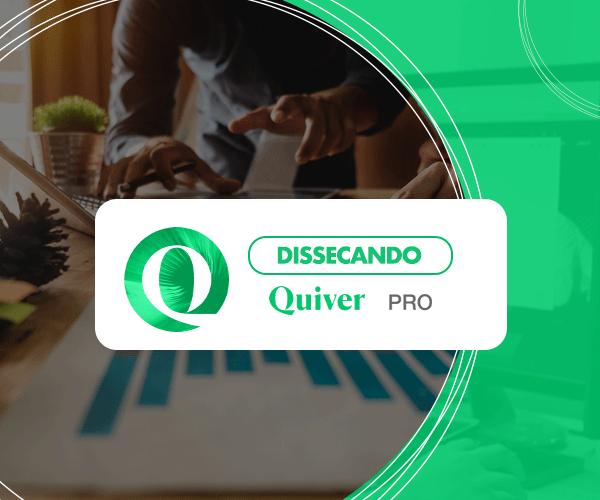 Dissecando o Quiver PRO: Central de cálculos