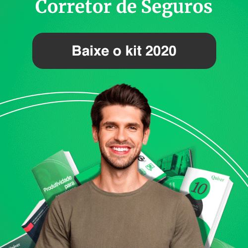 [KIT] Kit essencial do corretor de seguros para 2020