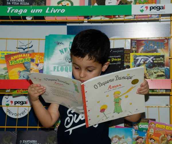 Quiver renova parceria com Instituto Pegaí para incentivo ao poder de transformação da leitura